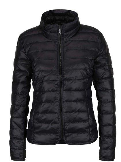 Černá prošívaná bunda ONLY Tahoe