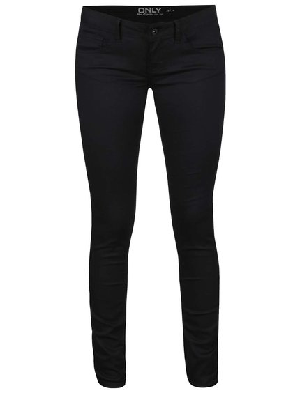 Pantaloni skinny negri ONLY Lucia
