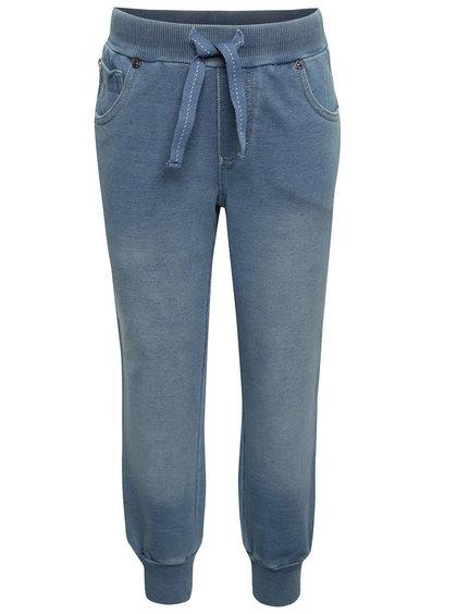 Pantaloni sport albaștri Boboli pentru băieți