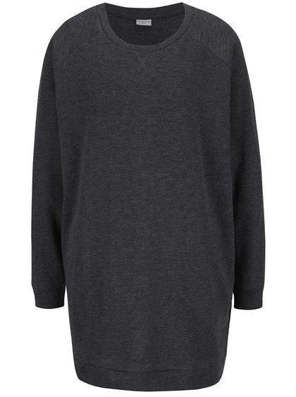 Bluză lungă gri închis Jacqueline de Yong Lexus