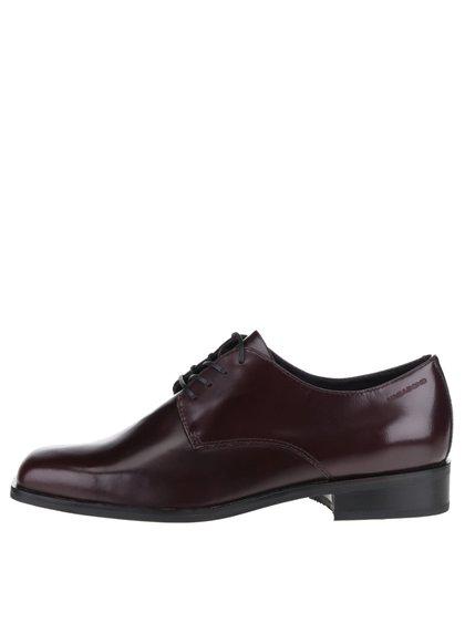 Pantofi vișinii Vagabond Cora