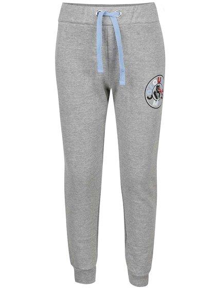 Pantaloni sport de băieți 5.10.15. gri