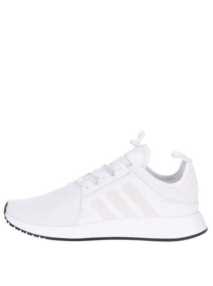 Pantofi sport adidas Originals X albi
