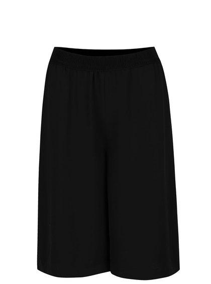 Pantaloni negri culottes VERO MODA Joe