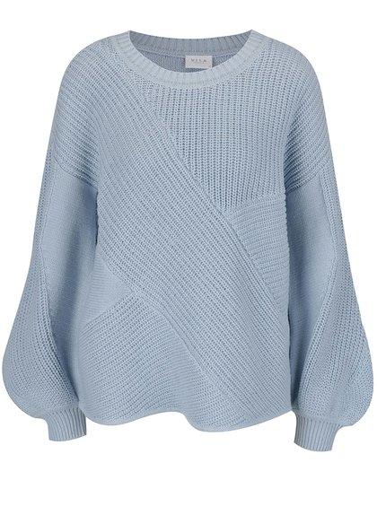 Modrý svetr VILA Lomas