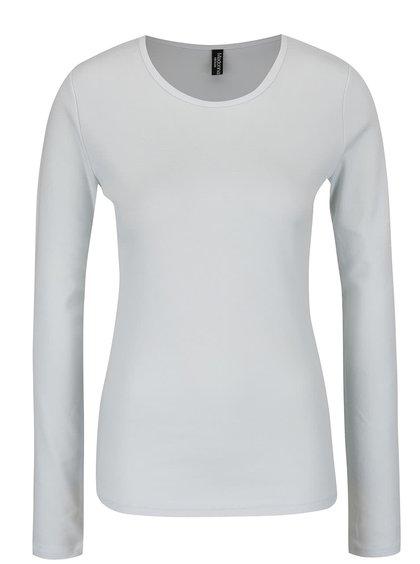 Mentolové tričko s dlouhým rukávem Madonna MDA