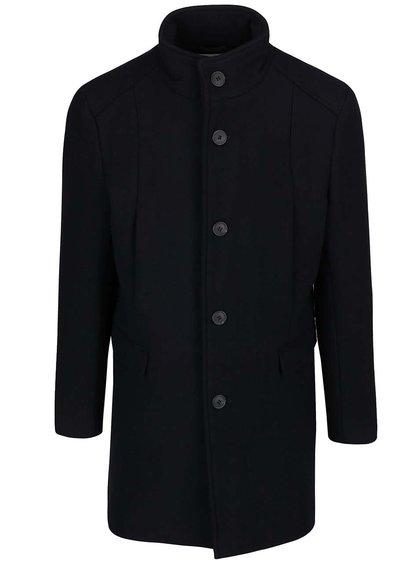 Palton albastru închis Selected Homme New Mosto