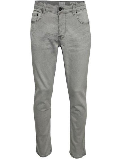 Světle šedé slim džíny ONLY & SONS Loom