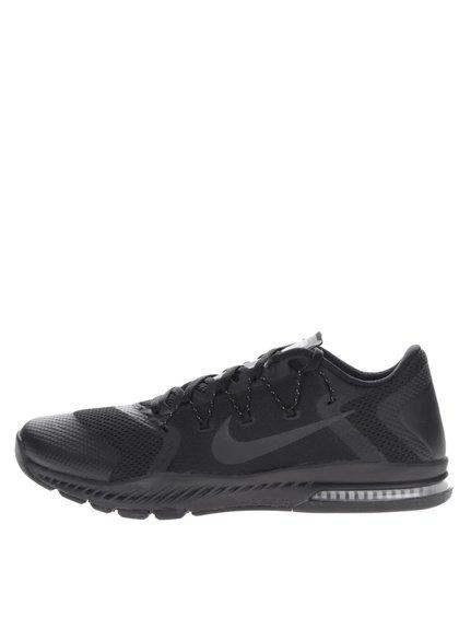 Pantofi sport negri Nike Zoom train complete cu model
