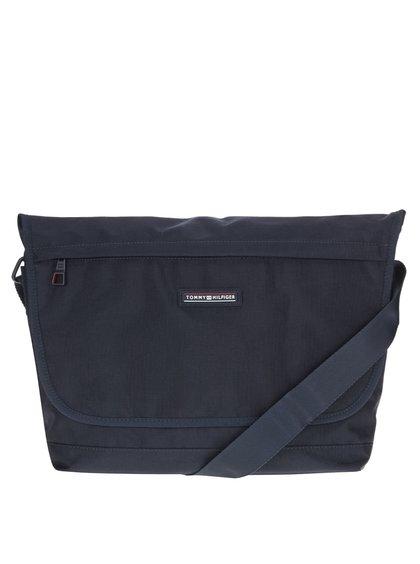 Tmavě modrá pánská taška přes rameno Tommy Hilfiger