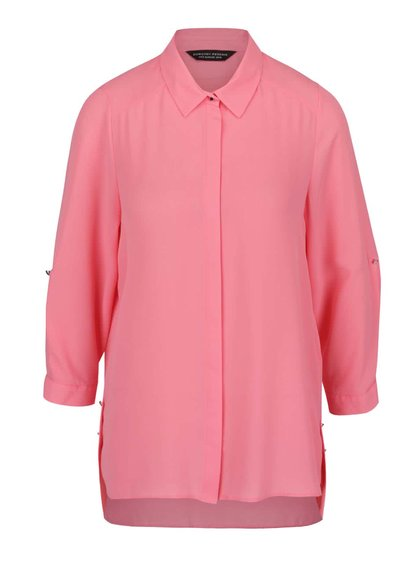 Cămașă roz Dorothy Perkins
