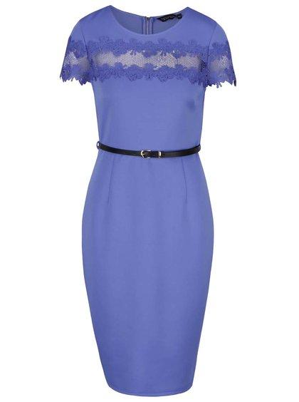 Rochie albastră Dorothy Perkins cu curea