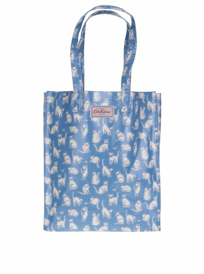 Modrá taška s mačkami Cath Kidston