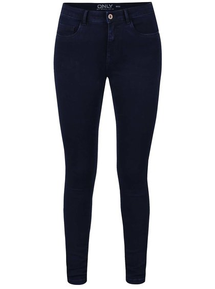 Pantaloni skinny ONLY Royal albastru închis