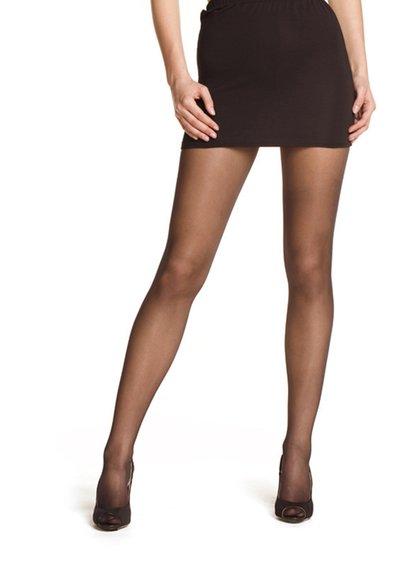 Černé punčochové kalhoty Bellinda Comfort 15 DEN