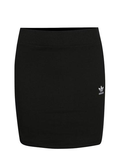 Černá sukně adidas Originals