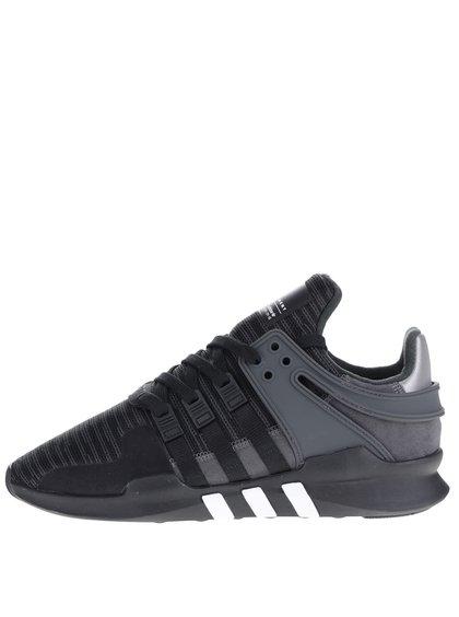 Černé pánské tenisky adidas Originals Support