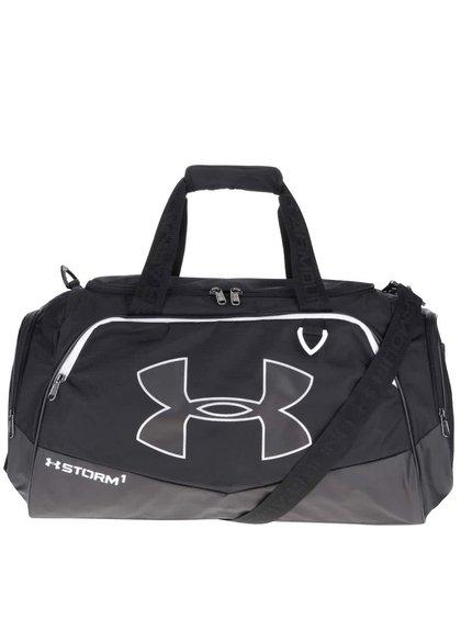 Černá pánská sportovní voděodolná taška 61 l Under Armour Duffel II.