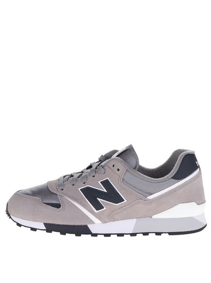 Pantofi sport gri New Balance 446