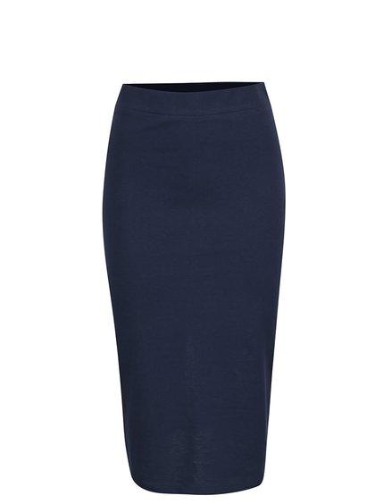 Tmavě modrá sukně VERO MODA Nanna