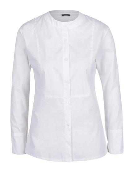 Bílá košile bez límečku ZOOT