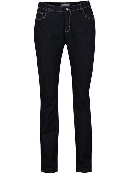Tmavě modré džíny s rozšířenými nohavicemi Dorothy Perkins