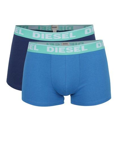 Sada dvou boxerek v modré barvě Diesel