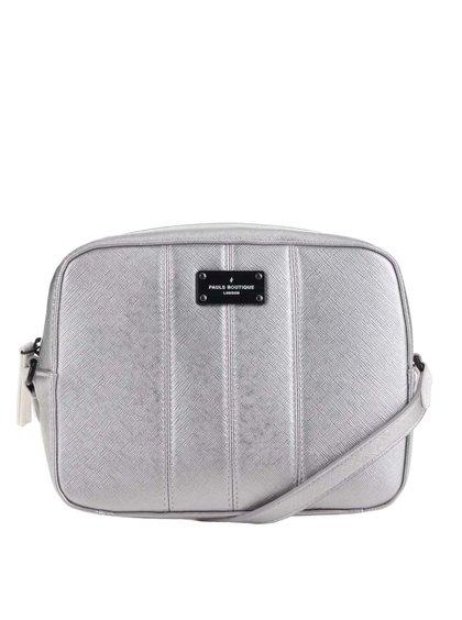 Crossbody kabelka ve stříbrné barvě Paul's Boutique Mini