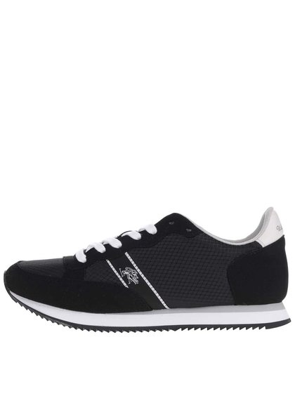 Pantofi sport negri de damă U.S.Polo Assn. Rasty