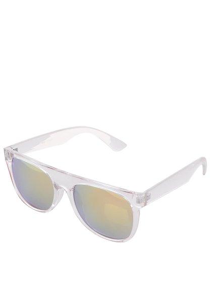 Transparentní sluneční brýle Pieces Lenni