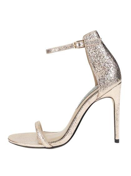 Sandale aurii Miss Selfridge