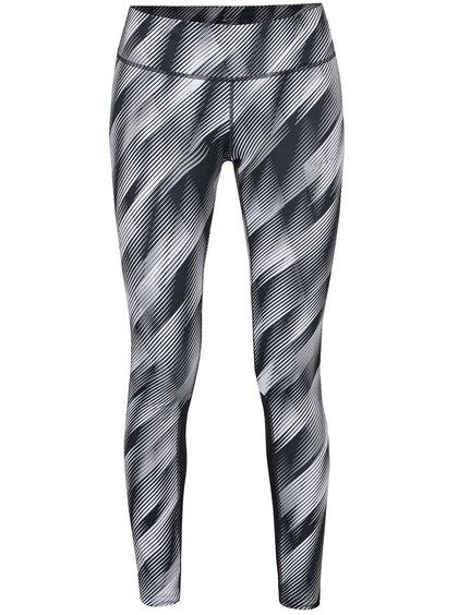 Colanți negru&alb Nike Power Epic