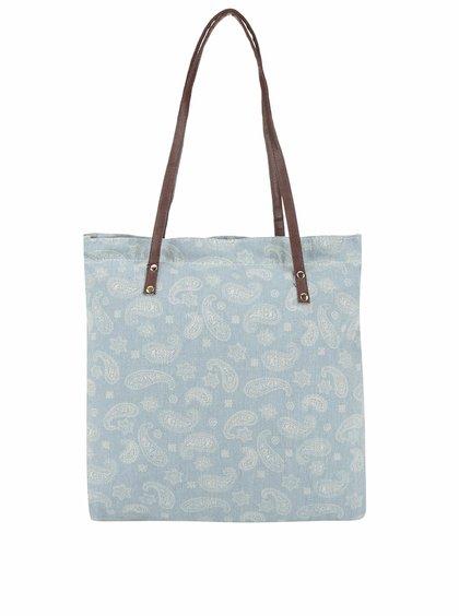Světle modrá kabelka Haily's Lara