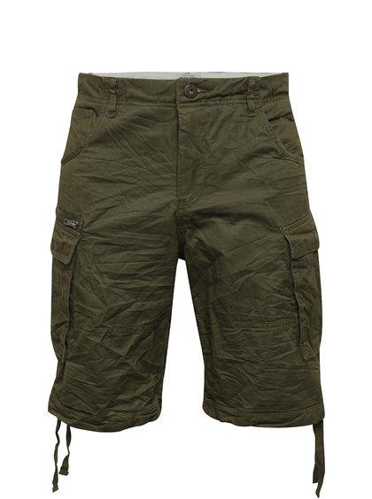 Pantaloni scurți verzi Jack & Jones Chop