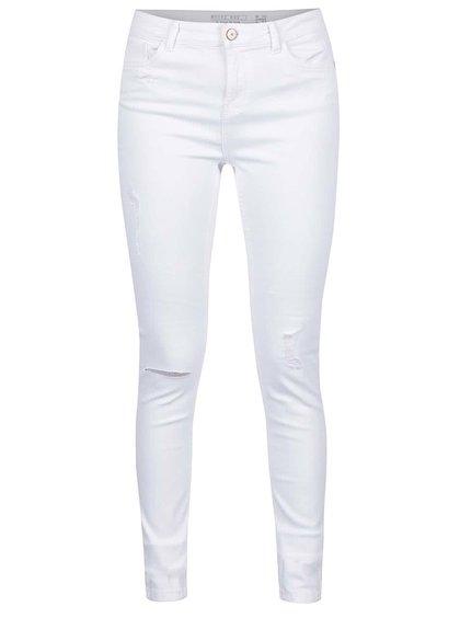 Bílé džíny Noisy May Lucy