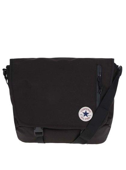 Černá unisex taška přes rameno Converse Poly