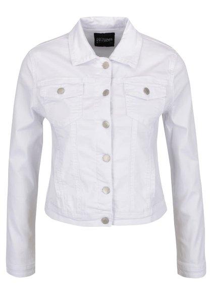 Bílá džínová bunda Haily's Enny
