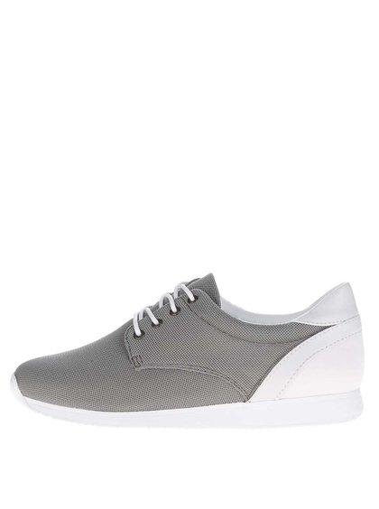 Pantofi sport alb cu verde Vagabond Kasai