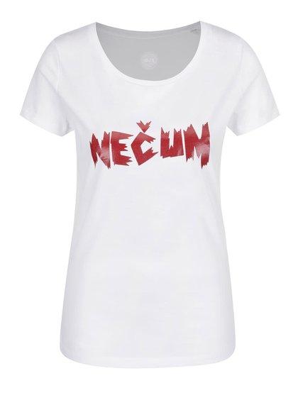 Bílé dámské tričko ZOOT Originál Nečum