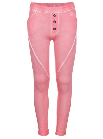 Pantaloni sport roz Blue Seven pentru fete