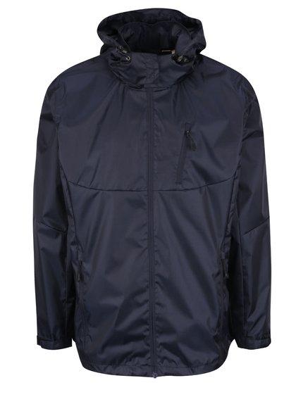 Jachetă bleumarin impermeabilă JP 1880 cu glugă detașabilă