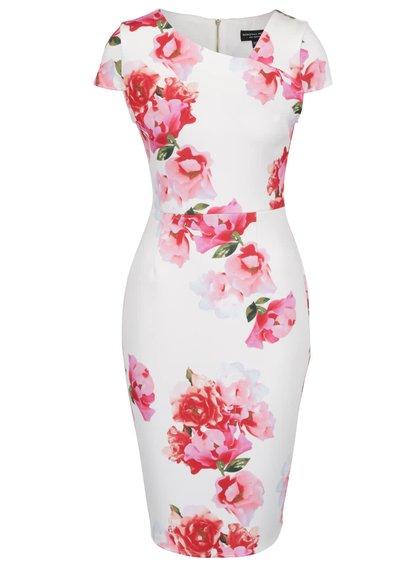 Rochie crem Dorothy Perkins cu imprimeu floral