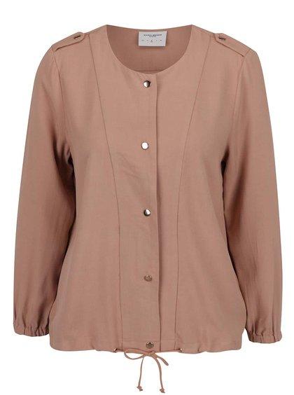 Jachetă subțire roz VERO MODA Tailor