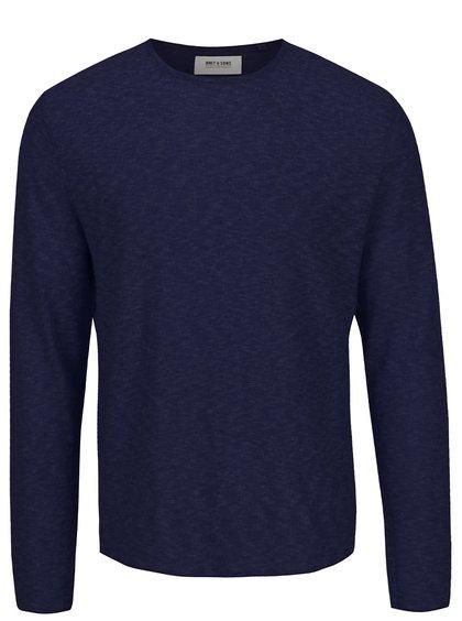 Tmavě modrý svetr ONLY & SONS Paldin