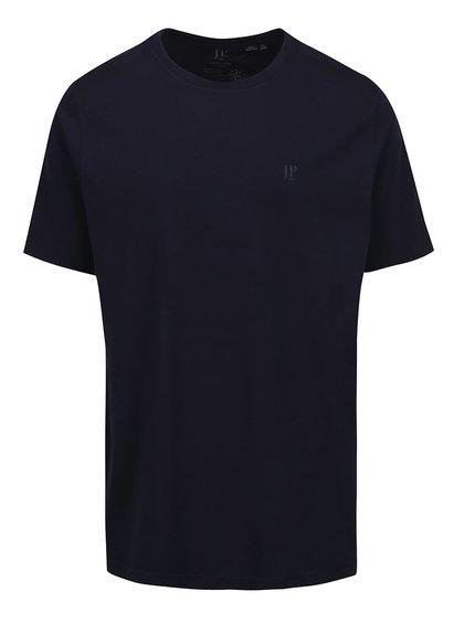 Tmavě modré triko s logem JP 1880