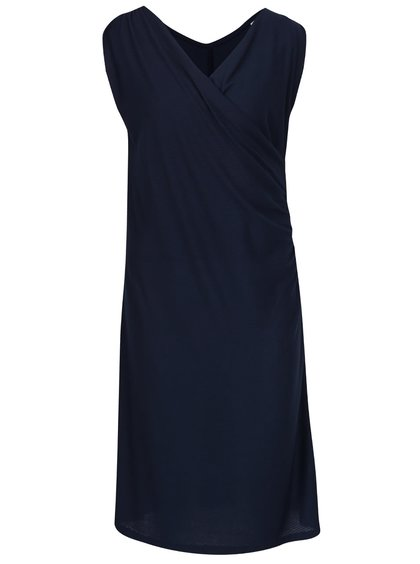 Tmavě modré těhotenské šaty Mama.licious Hirse