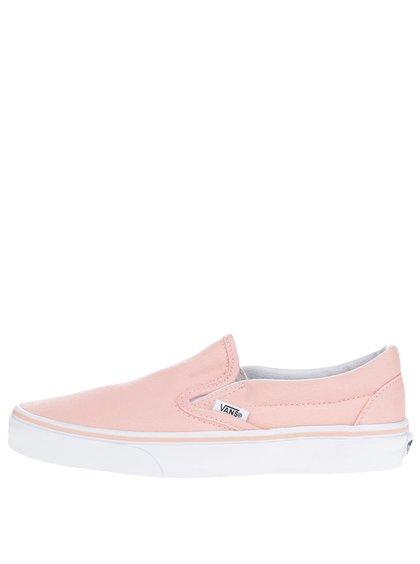 Teniși roz pal VANS Classic