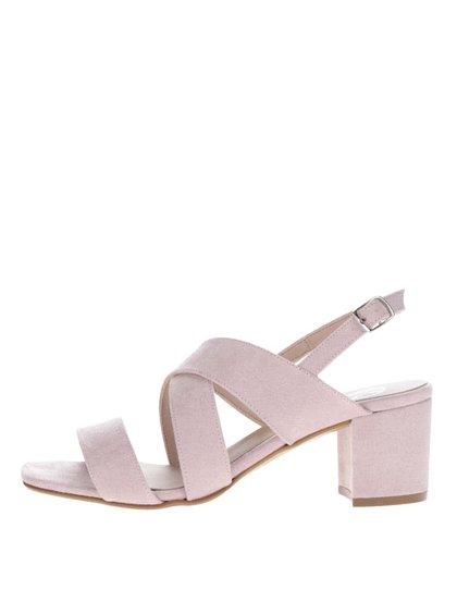 Sandale roz OJJU