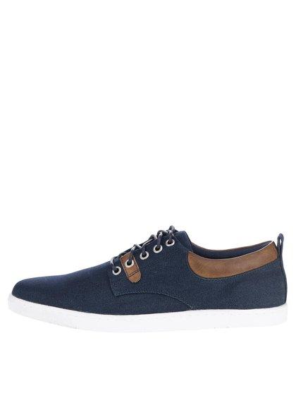 Pantofi sport albaștri Bullboxer din denim