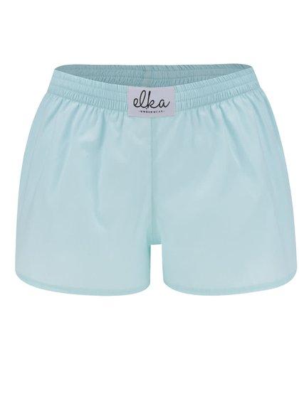 Boxeri bleu El.Ka Underwear de damă